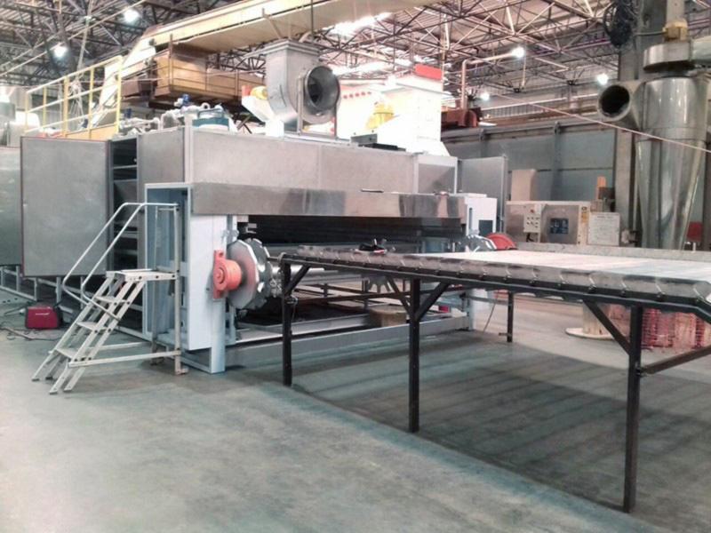 Instalações mecânicas industriais