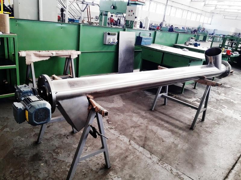 Serviços de montagem industrial